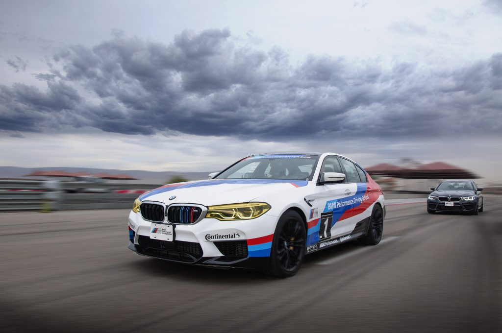 The BMW Ultimate Driving Experience contest for two, 2-hour Performance Drives.