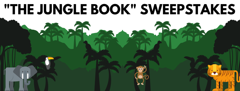 Jungle Book Sweepstakes